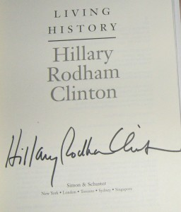 Book Signed