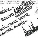 Handwriting Analysis of  Prominent 2016 Presidential Candidates